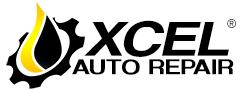 XCEL Auto Repair Logo